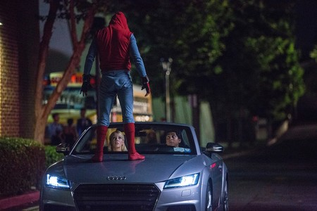 El Nuevo Audi A8 Debuta En Spiderman