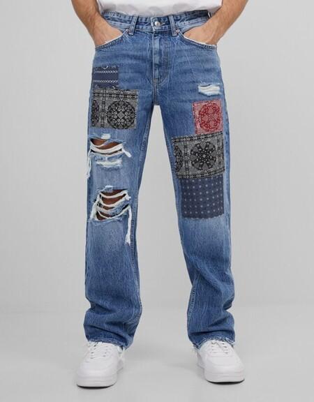 Los Mas Arriesgados Jeans Y Bermudas Rotos De Bershka Para Un Irreverente Look De Primavera