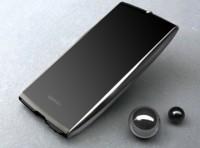 Cowon S9 Curve, cuidado diseño