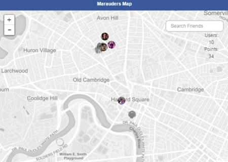 Hay muchas pistas de nuestra ubicación en Facebook Messenger y esta extensión lo demuestra