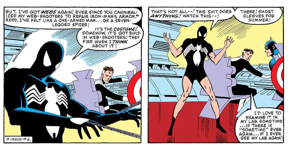 Secret Wars Spiderman