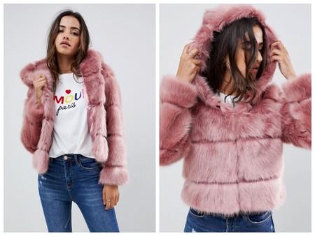Bolero En Color Rosa