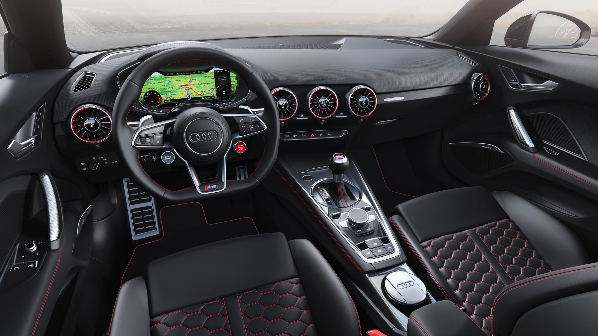 Foto de Audi TT RS 2020 (52/53)