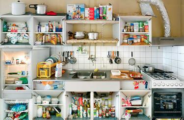 Fotografías de cocinas que retratan a sus dueños. ¿Qué diría tu cocina de ti?