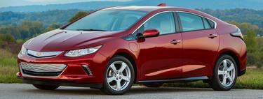Chevrolet Volt 2019, a prueba: electricidad y combustión trabajando en equipo