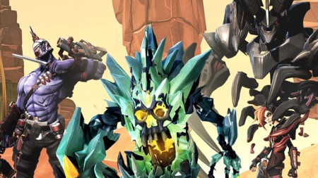 Shayne y Aurox, Kelvin, y Whiskey Foxtrot demuestran su valía en los nuevos vídeos de Battleborn