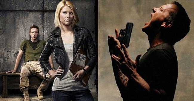 Nicholas Brody, Carrie Mathison y Jack Bauer