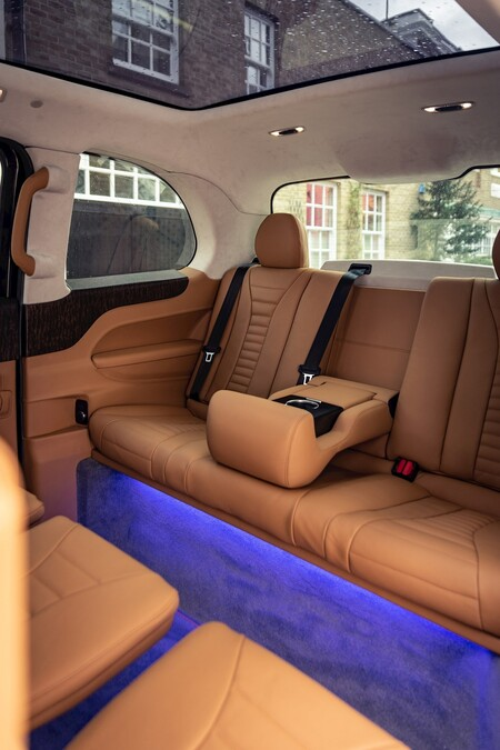 The Most Luxurious London Taxi 3