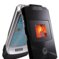 Motorola V3xx y Z3 con puntos Movistar