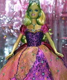 Un juguete de lujo, Barbie Doll