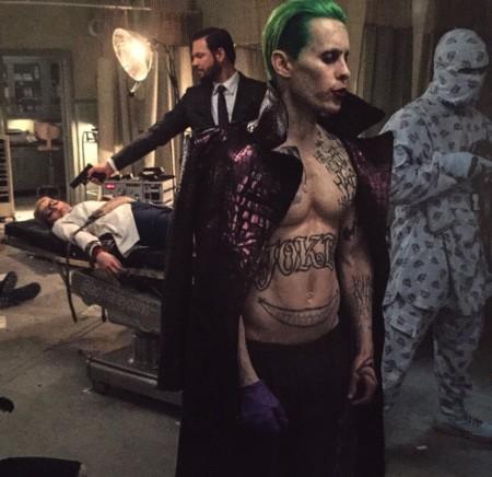 Una escena eliminada de la película