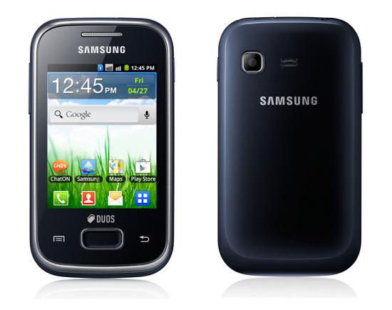 Samsung deja ver el Galaxy Pocket Duos, su smartphone dual SIM de gama baja