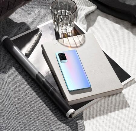 Vivo X60 Pro Blue 1 For Back Lifestyle 1