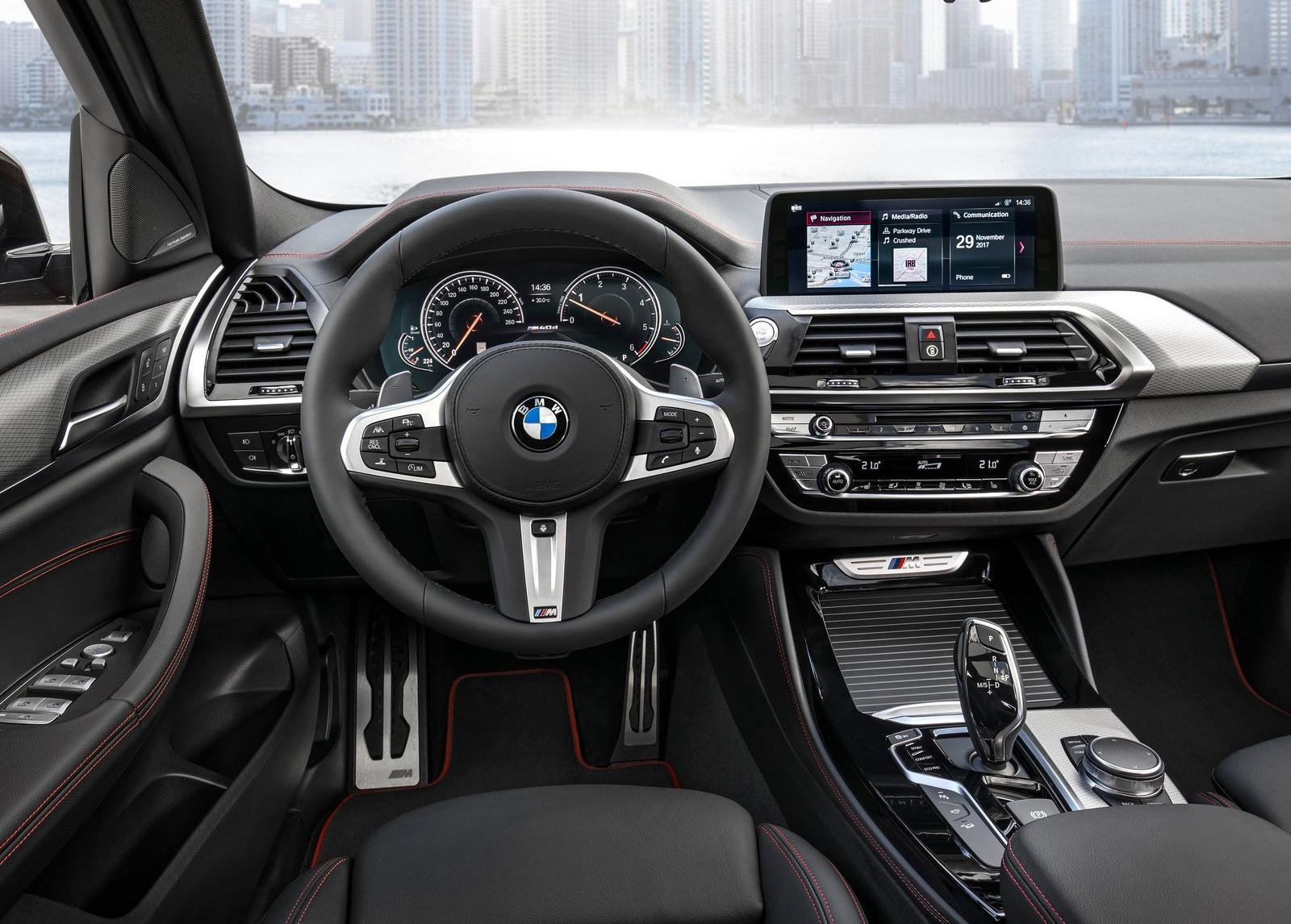 Foto de BMW X4 2019 (26/28)
