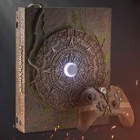 Se subasta una Xbox One X con elementos de Shadow of the Tomb Raider cuyo dinero recaudado se destinará a una ONG