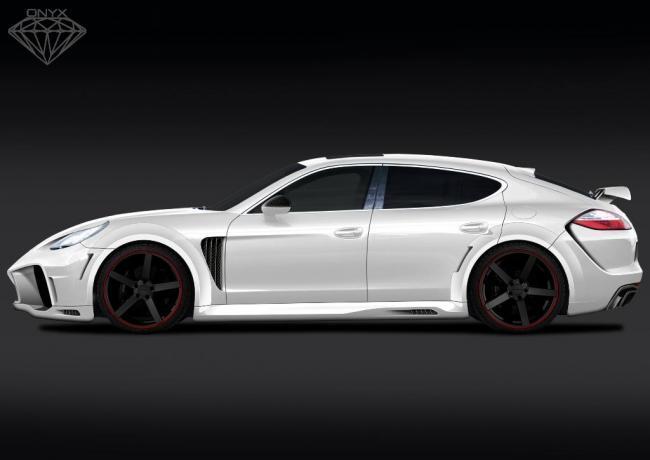 Porsche Panamera Onyx GST Edition