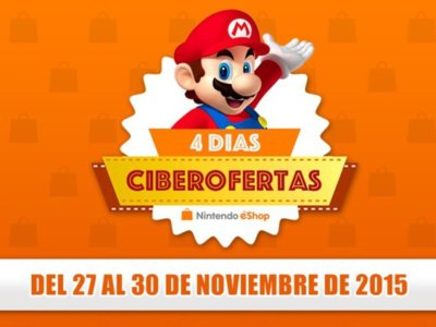 Nintendo se monta su propio Black Friday con la primera Tanda de Ciberofertas