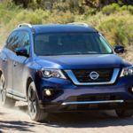 5 estrellas en seguridad para la Nissan Pathfinder 2017