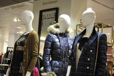 Juicy Couture Otoño-Invierno 2011/2012: estilo informal