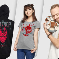 CD Projekt RED abre su tienda de merchandising con productos de Cyberpunk 2077 y una figura de Geralt Ronin