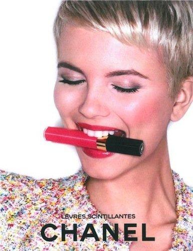 Viva el estilo vintage en la nueva campaña Primavera-Verano de Chanel Beauty