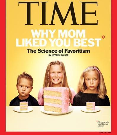 Time: hijos favoritos