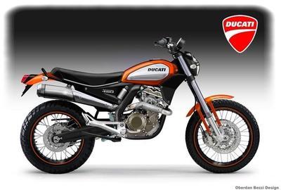 Cuando la Scrambler lógica ya existía pero Ducati hizo caso omiso