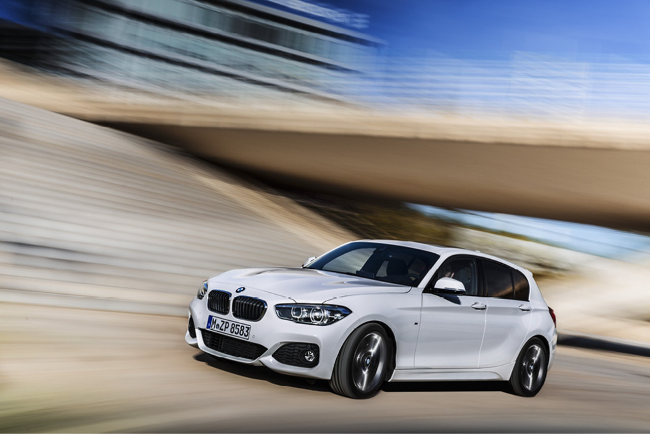 Foto de BMW Serie 1 2015 (1/100)