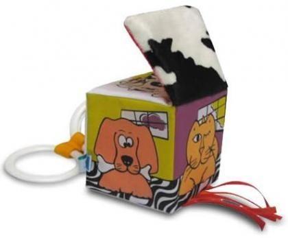 CuBicho, un juguete original para tu bebé