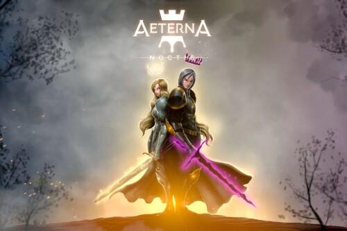 Aeterna Noctis no se lo pone fácil a los que visitan sus niveles metroidvania, pero quiero saber de qué es capaz el título en su versión final