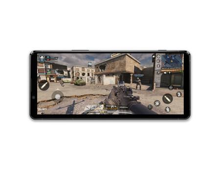 Sony Xperia™ 1 Ii 02 Interfaz Horizontal