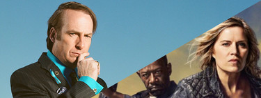 AMC apuesta por sus spin-offs y renueva 'Better Call Saul' y 'Fear the Walking Dead' por sus quintas temporadas