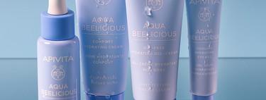 Ingredientes naturales y packaging sostenible: Apivita lanza una nueva línea hidratante basada en la miel y las flores