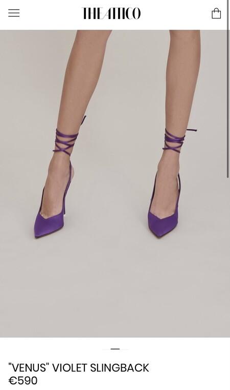 Los zapatos de Anita