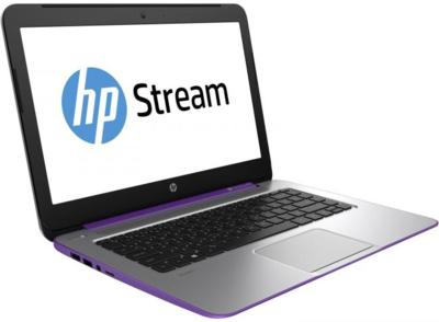 HP Stream 14 es oficial, competencia Windows para los Chromebooks