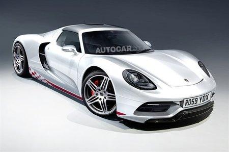 Porsche planea lanzar un competidor del 458