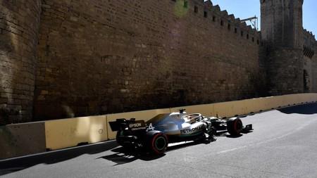 Hamilton Baku F1 2019