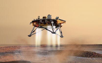 Sonda Phoenix: rumbo al Polo Norte de Marte el próximo agosto
