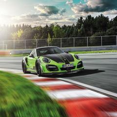 Foto 4 de 15 de la galería techart-911-turbo-gtstreet-r en Motorpasión
