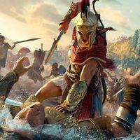 El nuevo spot de Assassin's Creed Odyssey es una reinterpretación al estilo espartano del tráiler de ¿Trainspotting?