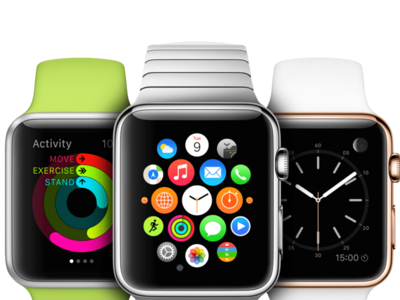 3.6 millones de Apple Watch colocan a Apple como número dos del mercado de wearables
