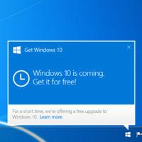 Microsoft obligada a compensar con 10.000 dólares por actualizar a Windows 10 sin permiso
