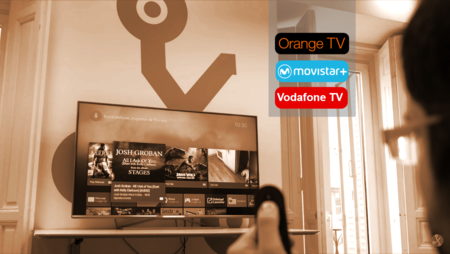 Orange, Euskaltel, telecable y R estrenan descodificador 4k: comparamos ventajas frente a Movistar y Vodafone