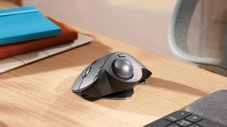 El ergonómico ratón Bluetooth Logitech MX Ergo Trackball está de oferta en Amazon a 69,99 euros, su precio mínimo en el último año