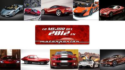 Mejor coche pasional: lo mejor de 2012 en Motorpasión