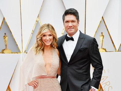 Las parejas más elegantes comienzan a hacerse presentes en la alfombra roja de los Oscars