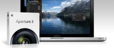 Aperture 3, nueva versión del editor y gestor de fotos de Apple