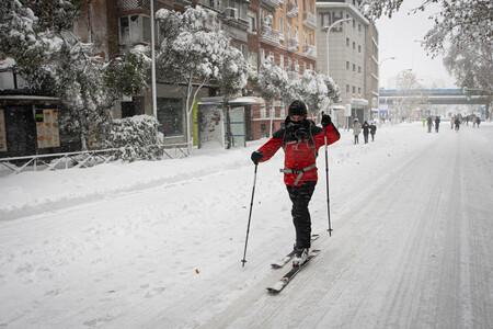 Madrid Esquiador