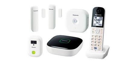 Panasonic lanza diferentes kit para la vigilancia del hogar