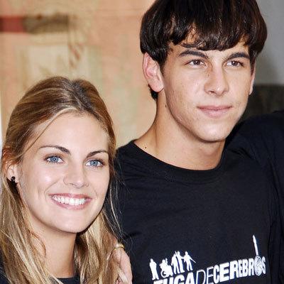 Amaia Salamanca y Mario Casas